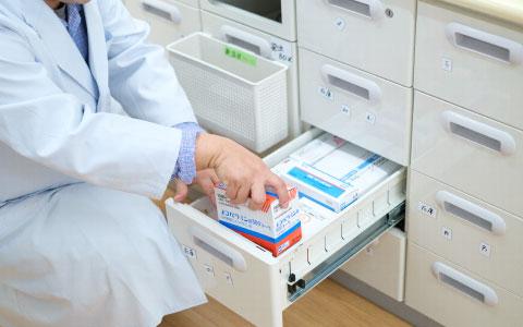 ジェネリック医薬品の提供