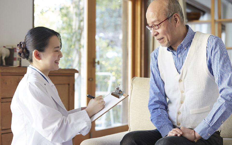 薬剤師訪問サービス
