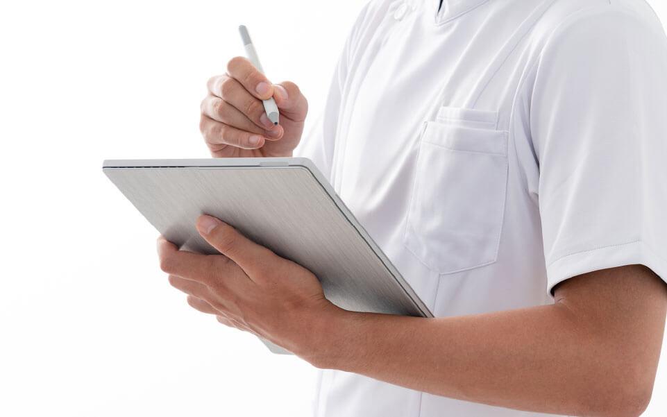 電子システム導入による、サービス向上