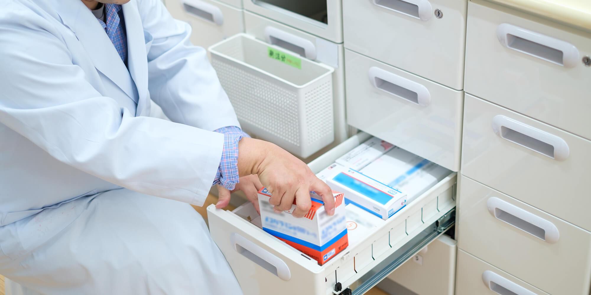 安全で有効なジェネリック医薬品をお届けしています